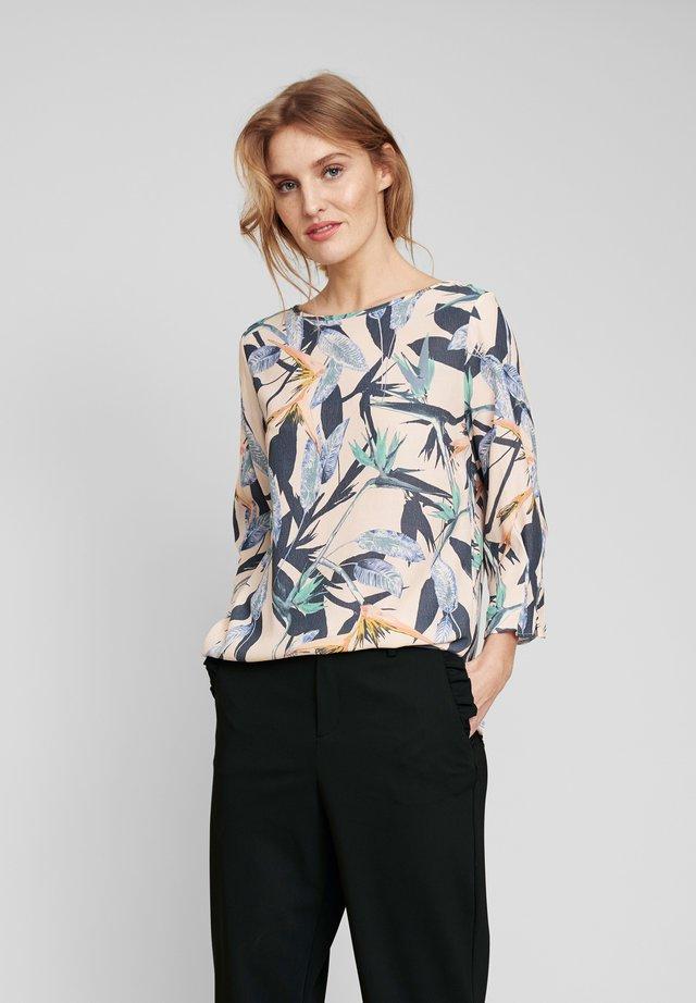 MIT TOLLEM BLUMEN-PRINT - Long sleeved top - sweet tropic