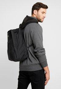Bag N Noun - DAYPACK BREATHARD - Rucksack - black - 1