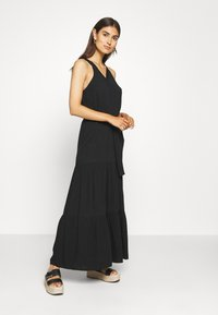 Trendyol - Maxi dress - black - 0
