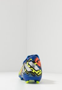 adidas Performance - NEMEZIZ MESSI 19.3 FG - Moulded stud football boots - royal blue/silver metallic/solar yellow - 4