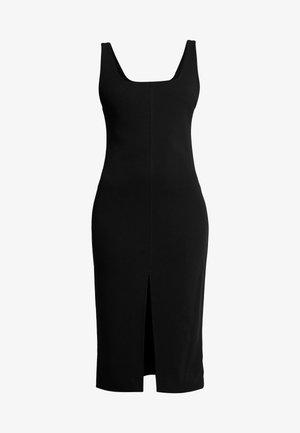 THE COMPROMISE DRESS - Denní šaty - black