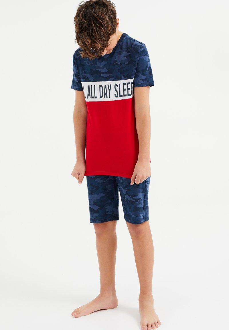 WE Fashion - Pyjama set - multi-coloured