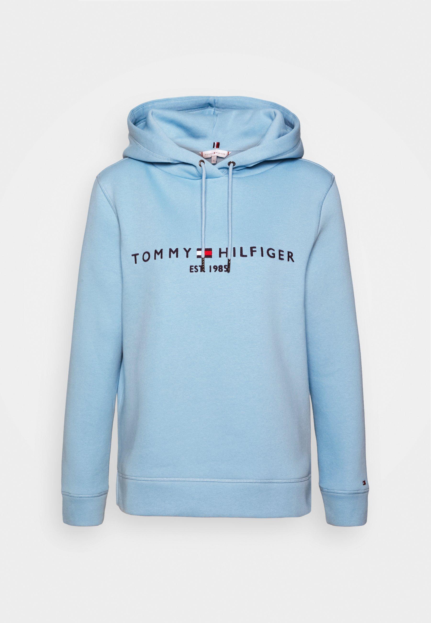 Tommy Hilfiger Herren Damen Hoodie Sweatshirt Hoody Kapuzenpullover Pulli TOP