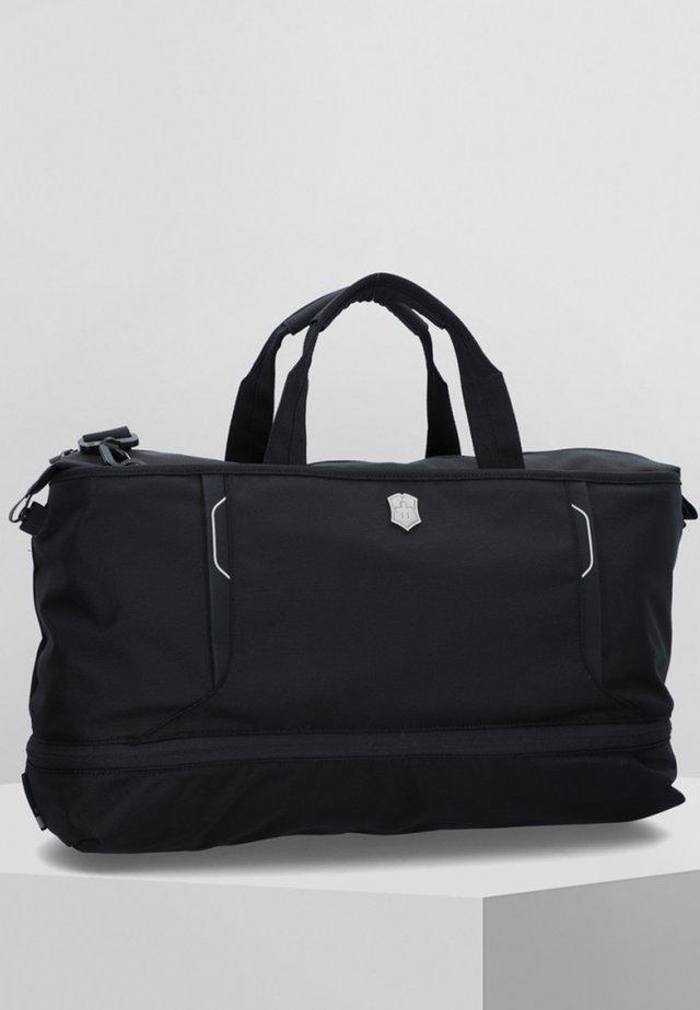 WERKS  - Weekend bag - black