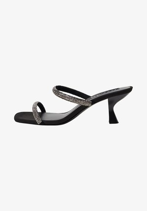 CARMELA - Sandals - svart