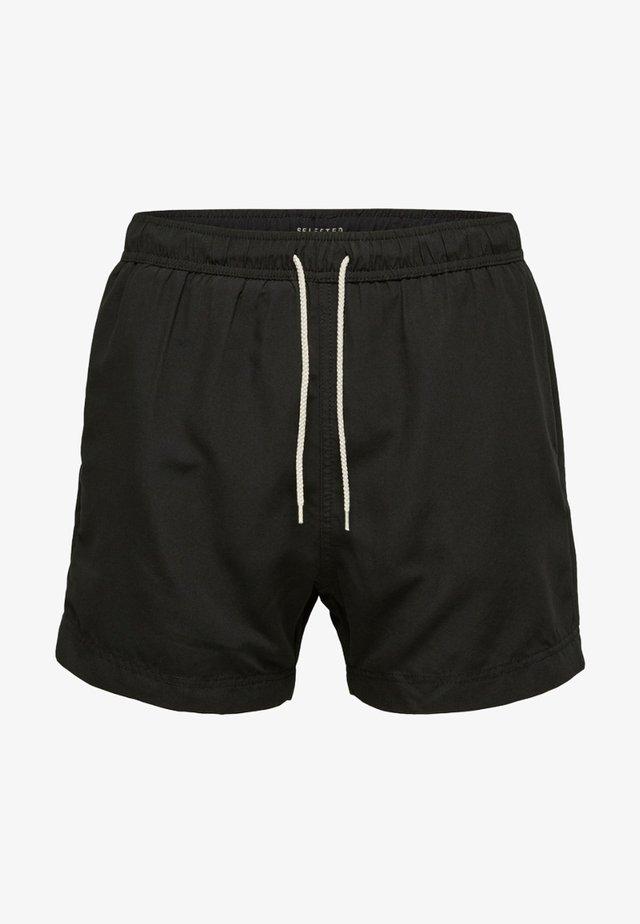 BADESHORTS - Swimming shorts - black