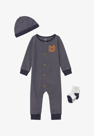 SET  - Overall / Jumpsuit - navy