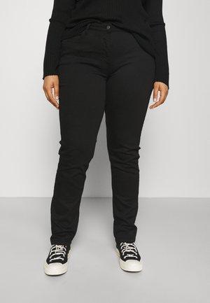 RADIO - Trousers - black