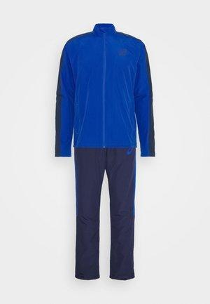 LINED SUIT SET - Tracksuit - asics blue/peacoat