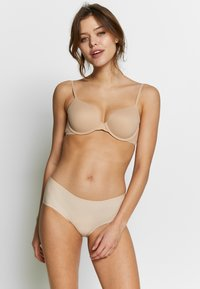 Schiesser - INVISIBLE 2 PACK - Slip - nude - 0