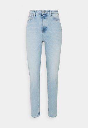 GRAMERCY TAPERED - Relaxed fit jeans - light-blue denim