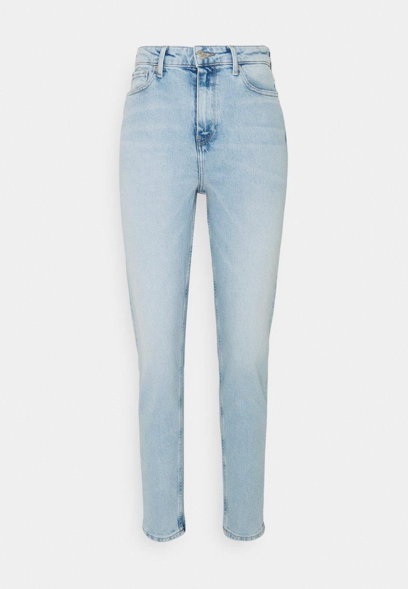 Tommy Hilfiger - GRAMERCY TAPERED - Relaxed fit jeans - light-blue denim