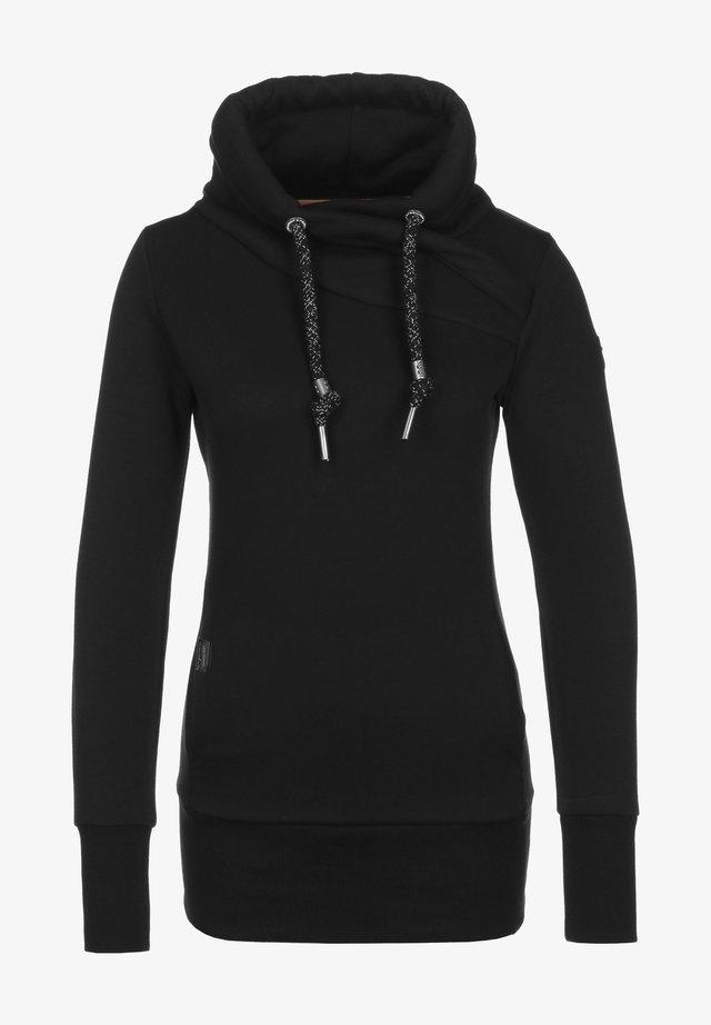 NESKA - Sweatshirt - black