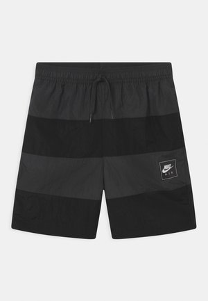 AIR - Shorts - black/dark smoke grey