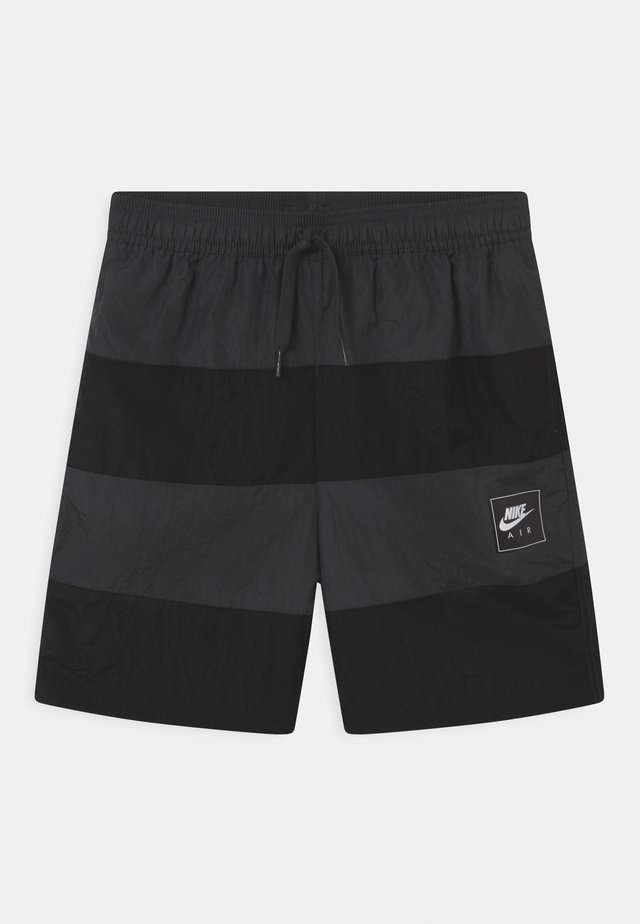 AIR - Shorts - black/dark smoke grey