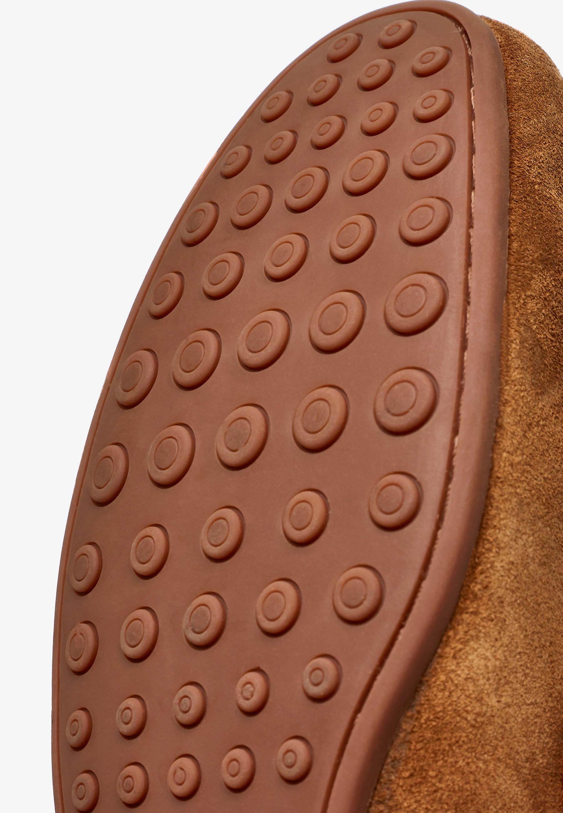 Next TAN PERFORATED DRIVERS - Mockasiner - brown/brun - Herrskor YSt8h