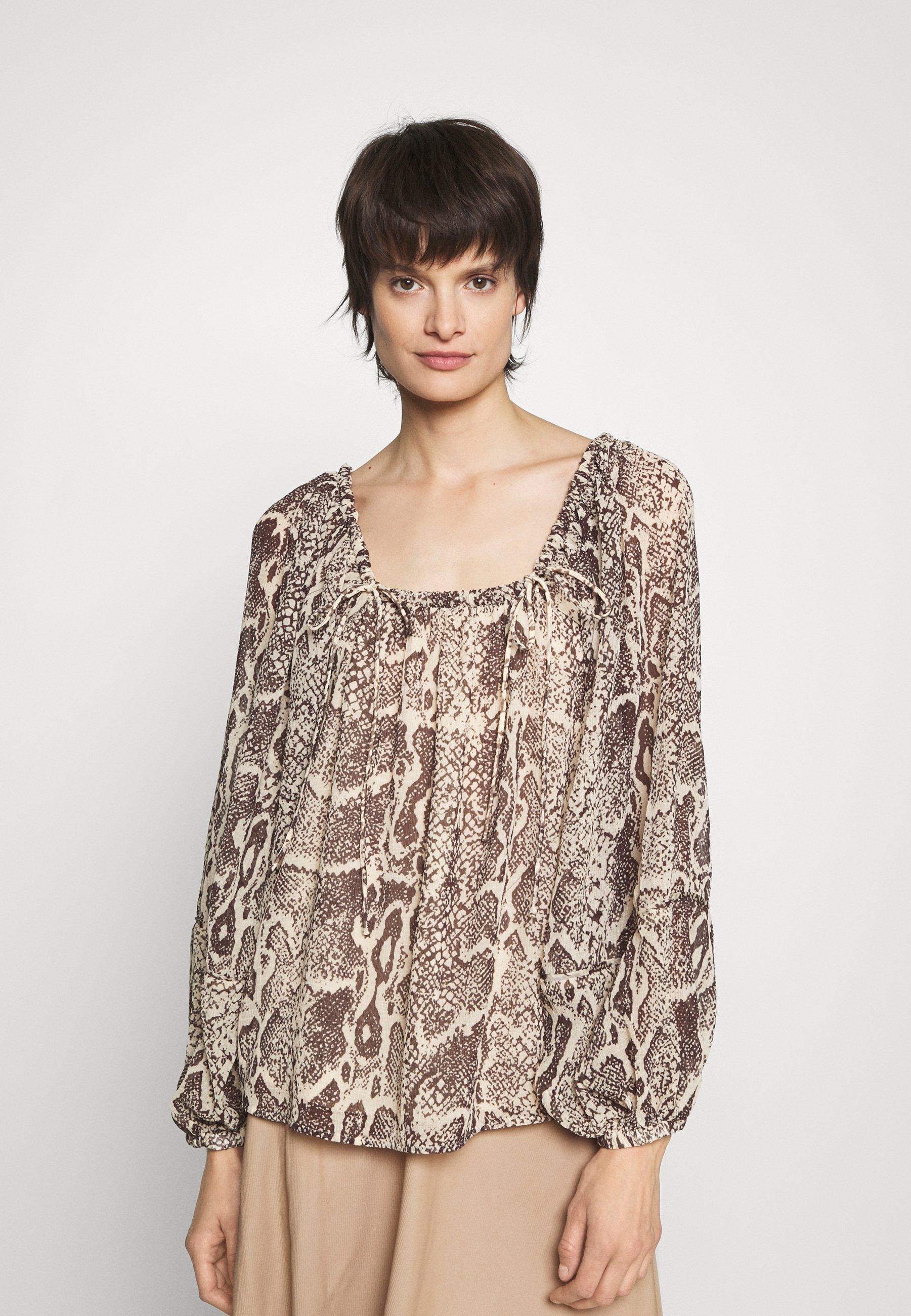 Women ELODIUM - Long sleeved top