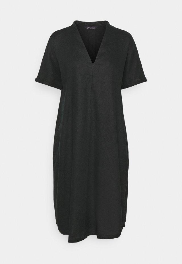 SHIFT - Denní šaty - black