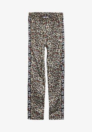 TALISA TRACK  - Pantalon de survêtement - brown