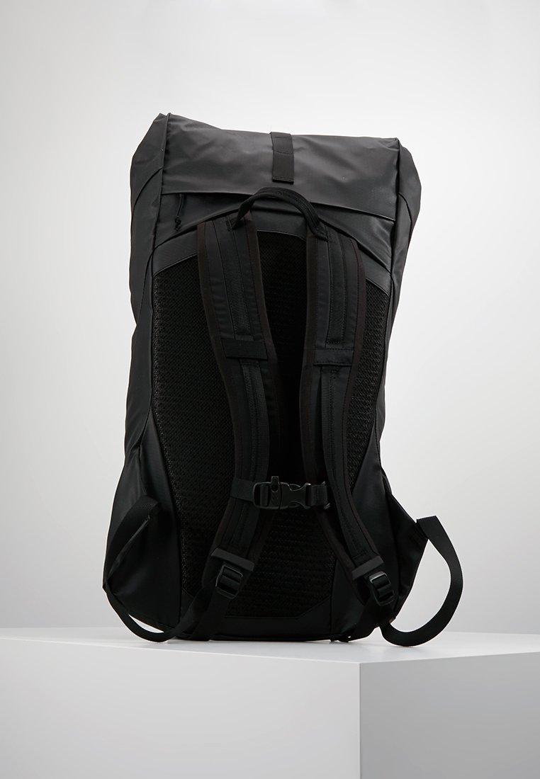 The North Face PECKHAM  - Tagesrucksack - black/schwarz - Herrentaschen VUamq