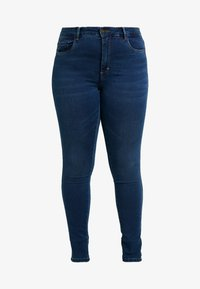 ONLY Carmakoma - Jeans Skinny Fit - medium blue denim - 4