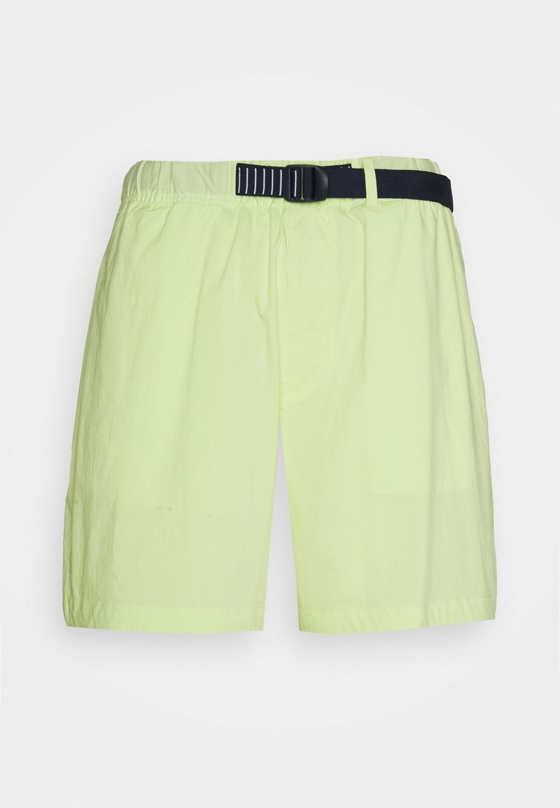 Tommy Jeans - BELTED BEACH  - Shorts - green