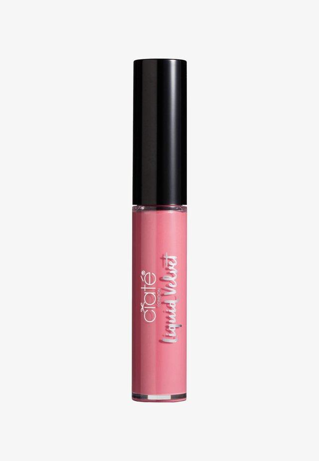 MATTE LIQUID LIPSTICK - Rouge à lèvres liquide - kiss me quick-baby pink