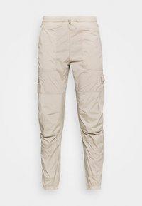HIT PANT - Kalhoty - celsian beige