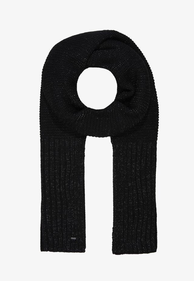 ANINE SCARF - Sjal / Tørklæder - black