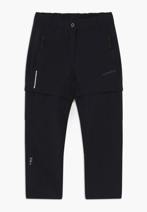 KANO 2-IN-1 - Pantalons outdoor - blue