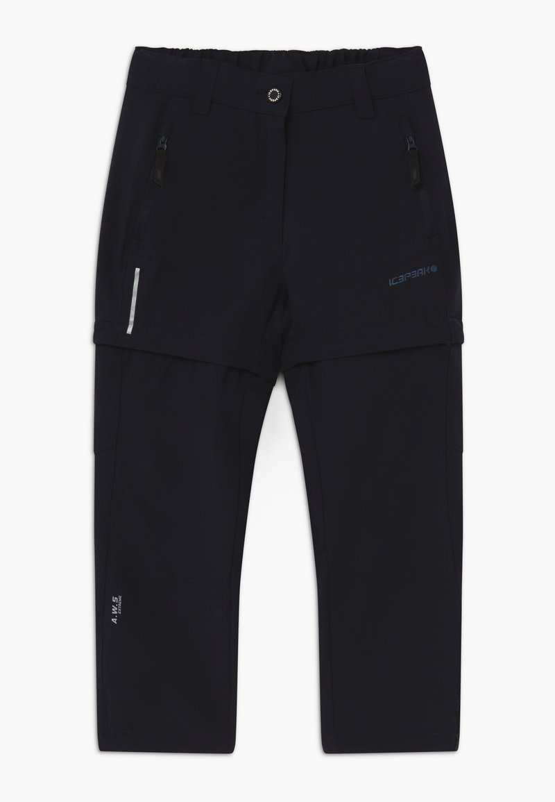 Icepeak - KANO 2-IN-1 - Outdoor trousers - blue