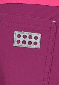 LEGO Wear - Cargo trousers - pink - 2