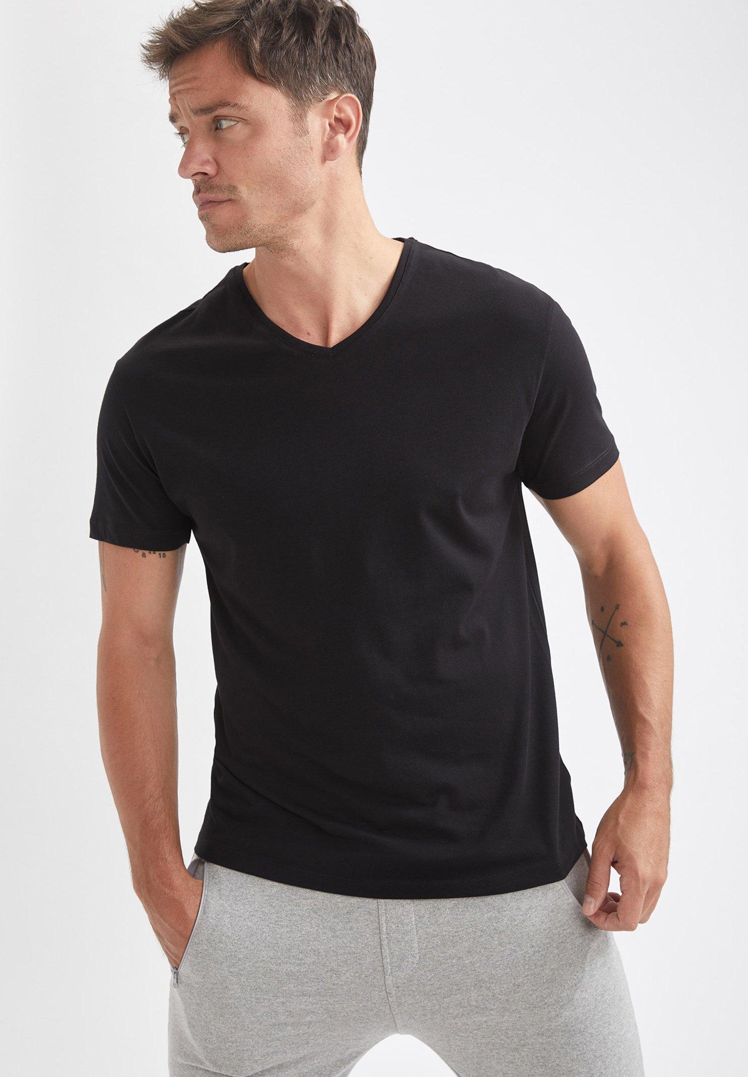 Herrer PACK OF 2 - T-shirts basic