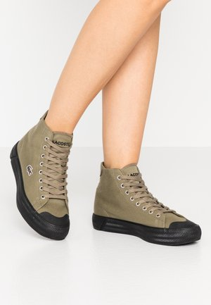 GRIPSHOT MID - High-top trainers - khaki/black