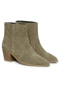 ICHI - IAFANN SUEDE BOOT - Ankle boots - natural - 2