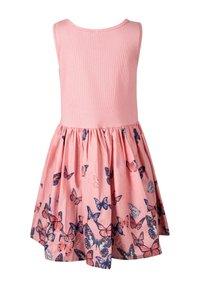 happy girls - Day dress - flamingo - 1