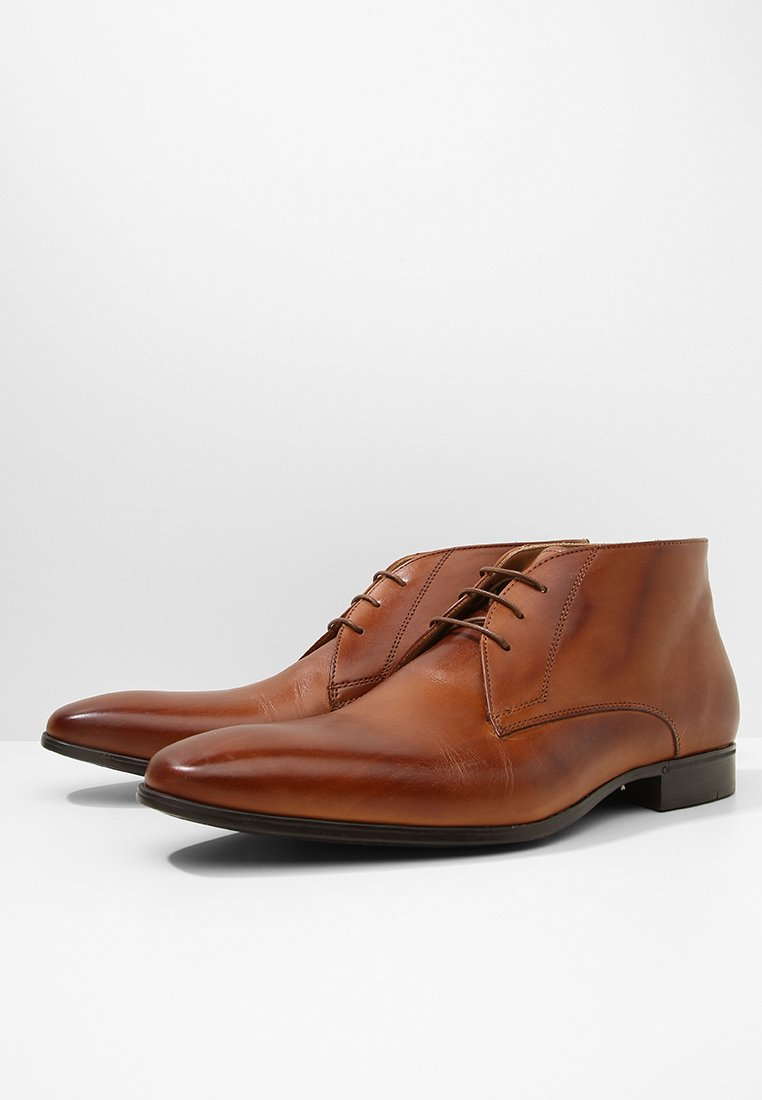 2013 Cheapest Giorgio 1958 Smart lace-ups - cognac | men's shoes 2020 Xzjbc