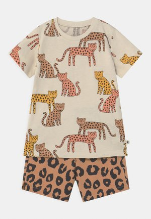MINI LEO ANIMAL  - Pyjama - dark beige