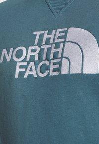 The North Face - DREW PEAK CREW - Mikina - blue - 6