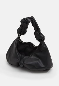 Topshop - KNOTTED SHOULDER - Handbag - black - 2
