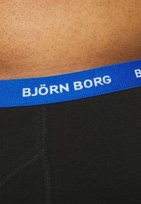 Björn Borg - SAMMY 3 PACK - Boxerky - black beauty - 4