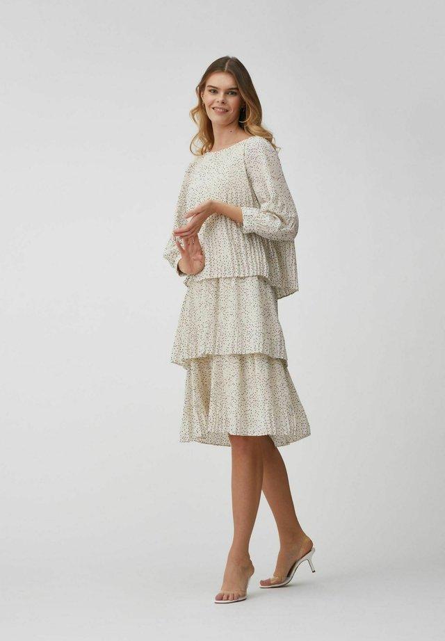ILJA  - Korte jurk - white