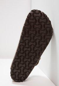 Birkenstock - BOSTON - Chaussons - cocoa - 4