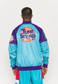Outerstuff - SPACE JAM 2 GAME CHANGER JACKET - Giacca sportiva - teal - 2
