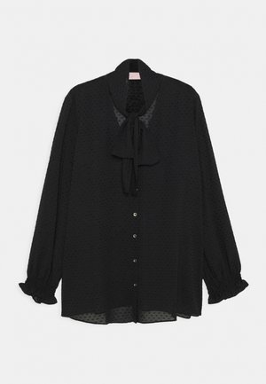 FLAVIA - Blouse - black