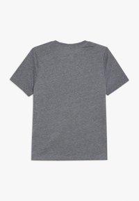 Abercrombie & Fitch - PRINT LOGO - Print T-shirt - grey - 1