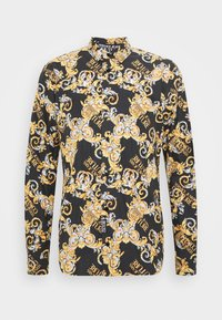 Versace Jeans Couture - PRINT LOGO NEW - Shirt - nero - 6