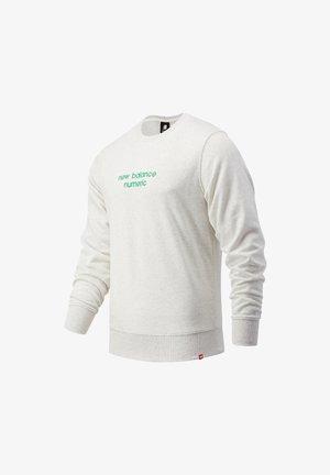 BOUTIQUE - Long sleeved top - sea salt heather