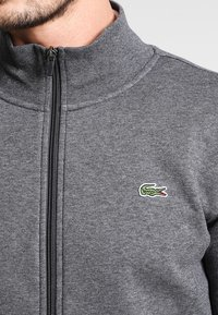 Lacoste Sport - Mikina na zip - pitch - 4