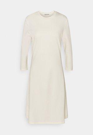FAGI - Jersey dress - ecru